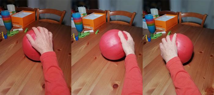 Attività funzionali: over ball
