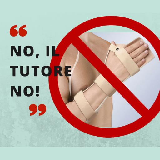 Perché il tutore per la mano emiplegica non dovrebbe essere utilizzato